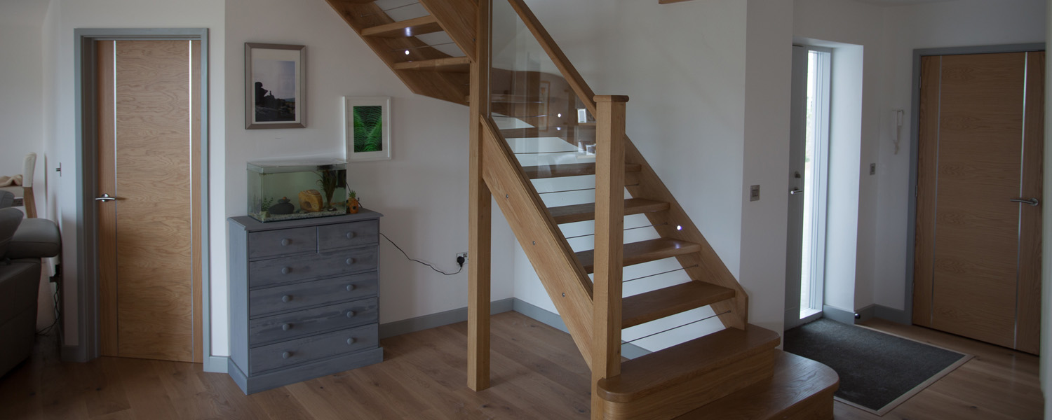 Self Build House in Denbury
