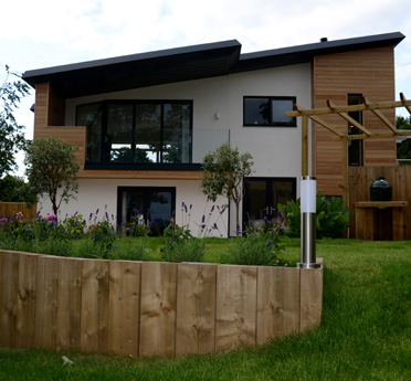 Exeter Self Build House 234m²